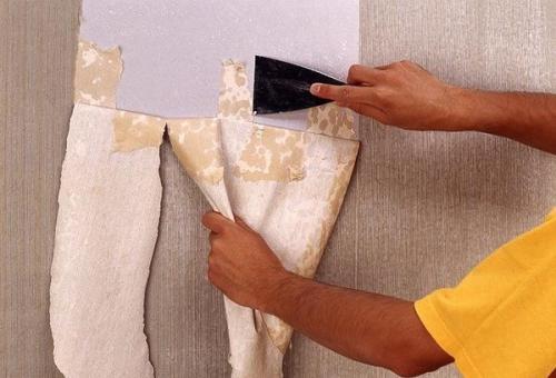 用赤手删除壁纸