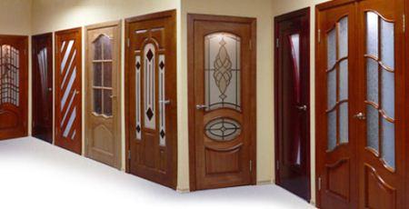 choose an interior door
