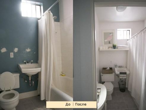 bathroom redecoration 3