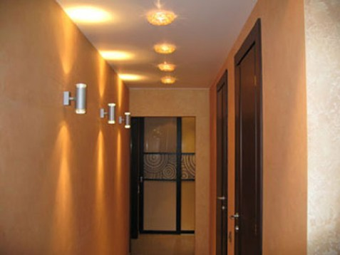 corridor lighting main light 2