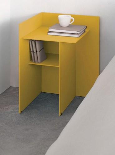 corner bedside table