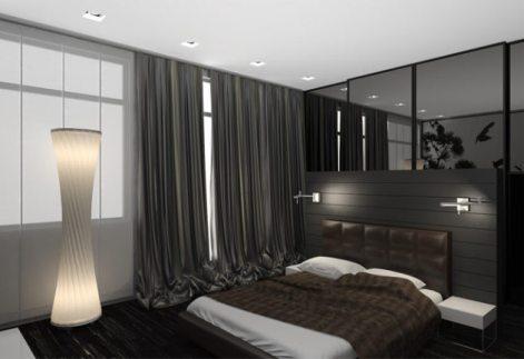 high tech bedroom