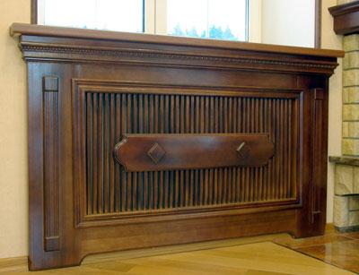 hide heating radiator wood 3