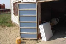insulation of garage doors 4