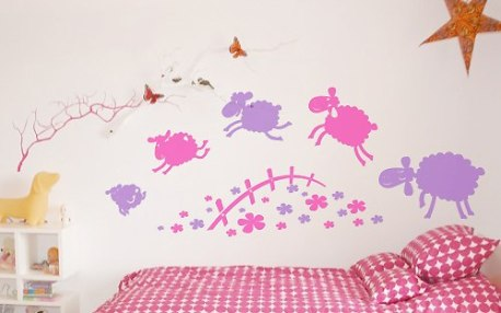 vinyl stickers for kids room 3