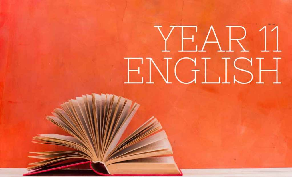 Year 11 English Tutors Adelaide