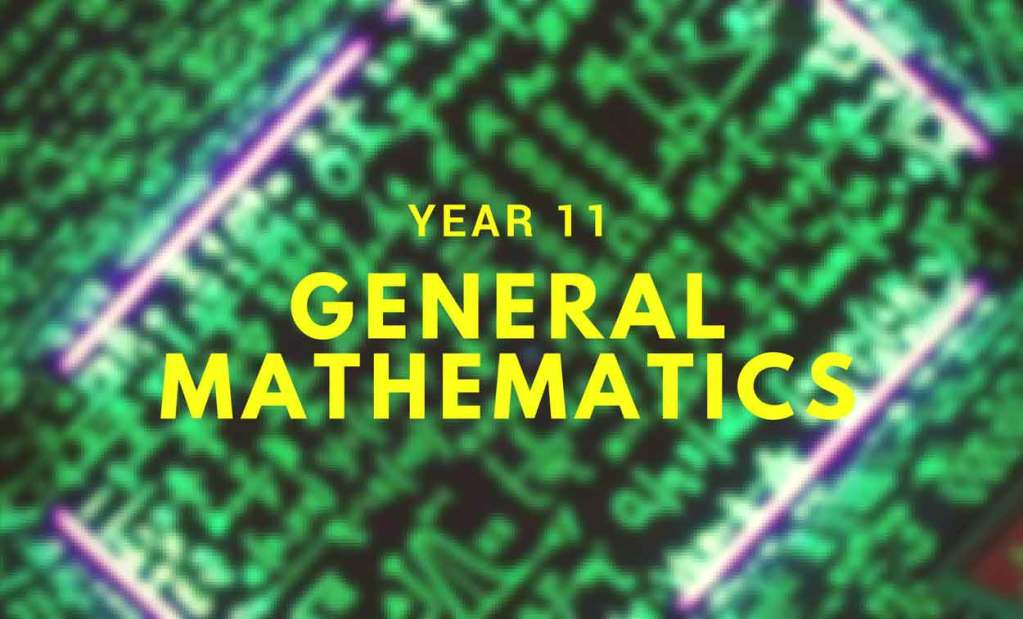 Year 11 General Maths Tutors Adelaide
