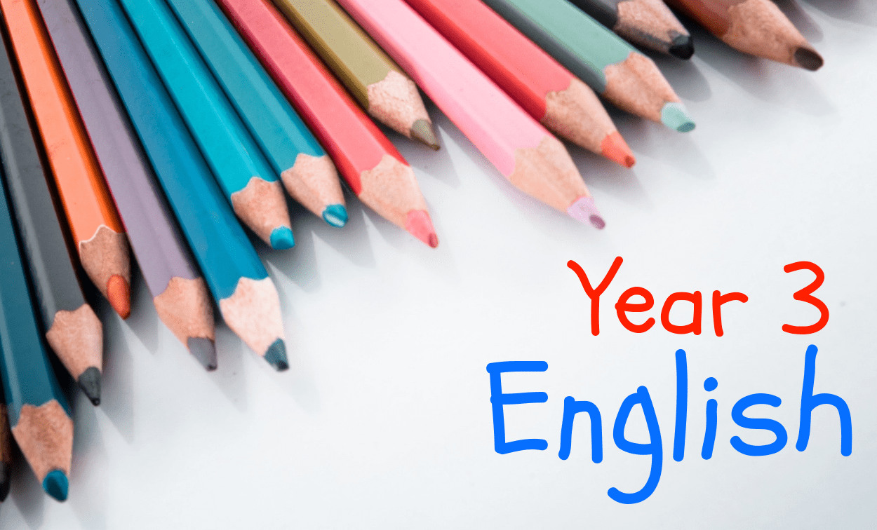 Adelaide Year 3 English Tuition