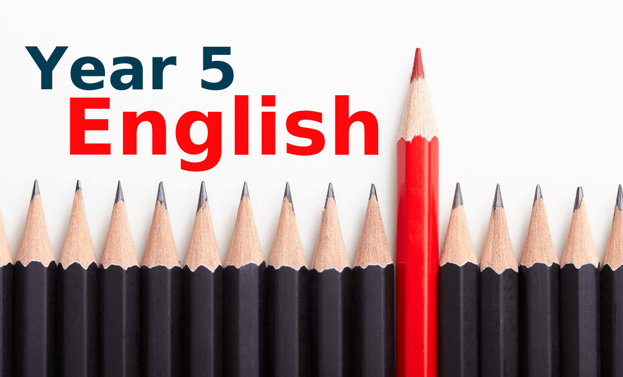 Adelaide Year 5 English Tuition