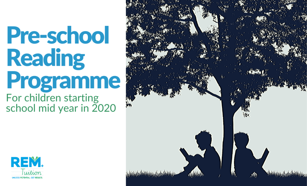 2020 Pre-school Reading Programme in Adelaide