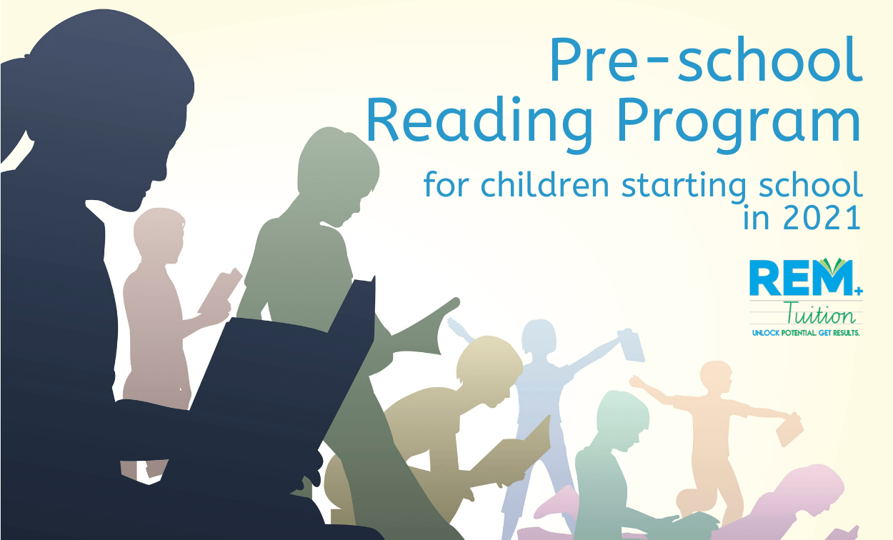Pre-school Reading Programme for Children Starting School in 2021