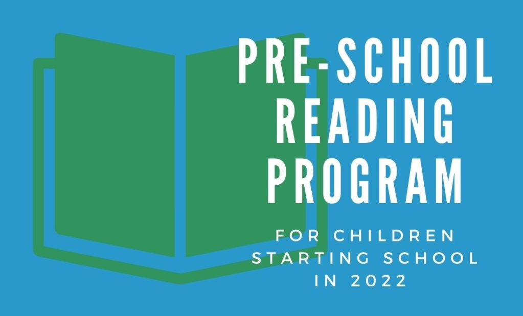 Pre-School Reading Program 2022 REM Tuition