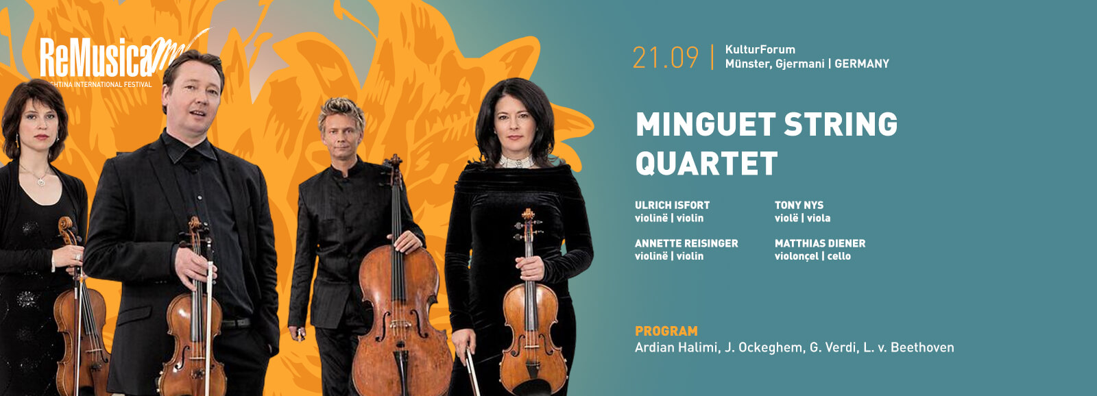 Minguet String Quartet