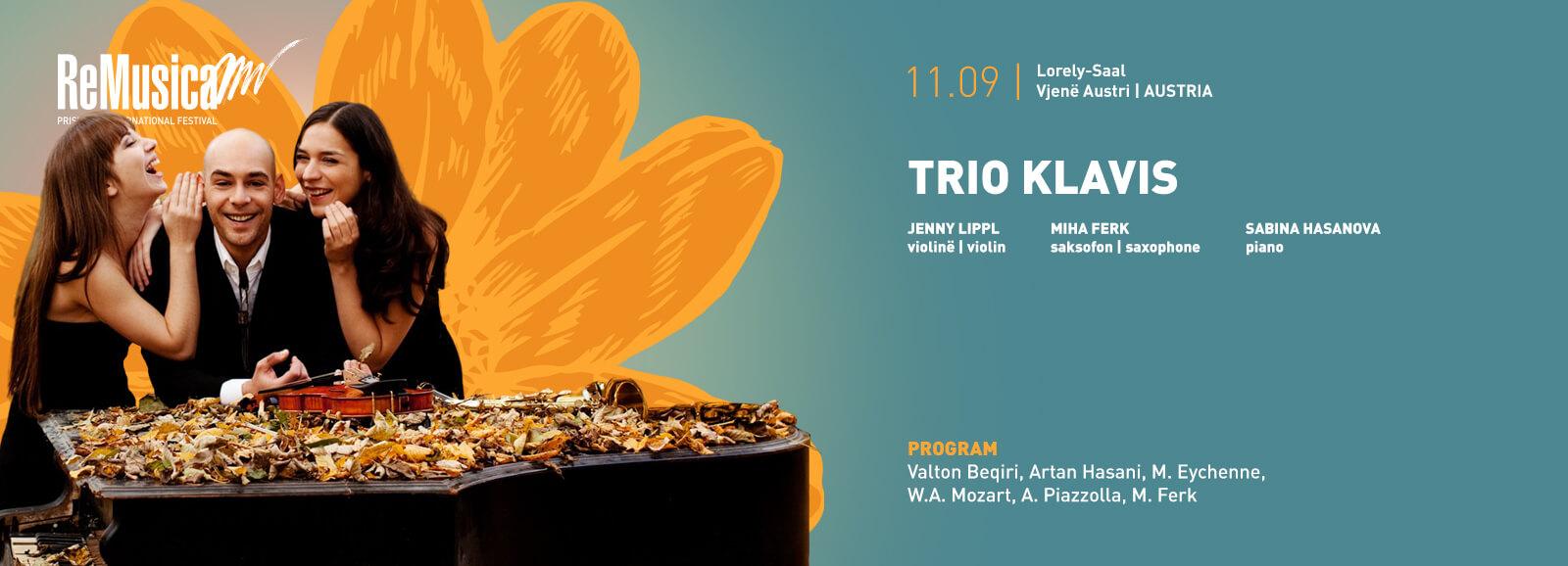 Trio Klavis