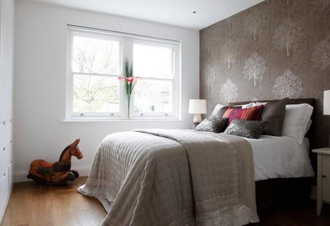 Bedroom Wallpaper Design Ideas Best 2017 500400