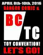 Bangor Comic & Toy Convention