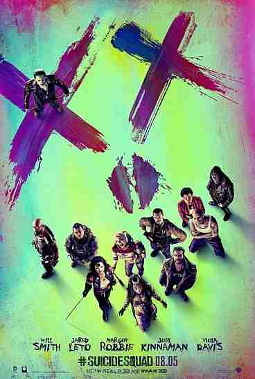 Suicide Squad – DC We Have a Problem