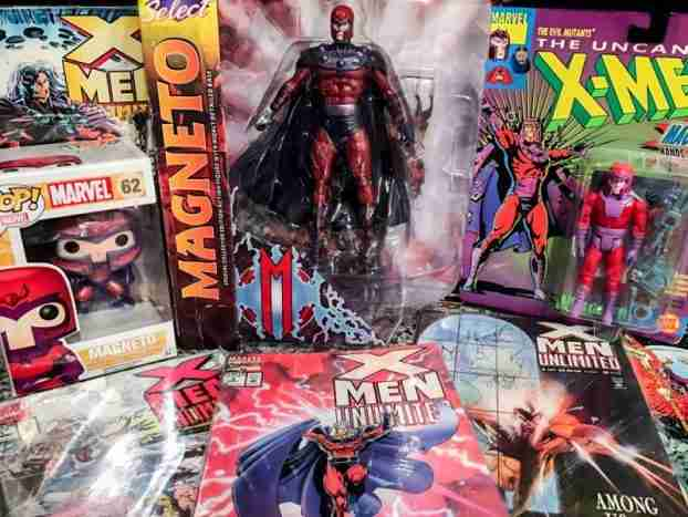 Magneto Comic Book Giveaway