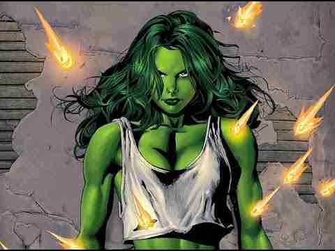 What's with all the Nipples? Female Sexualization in Comics