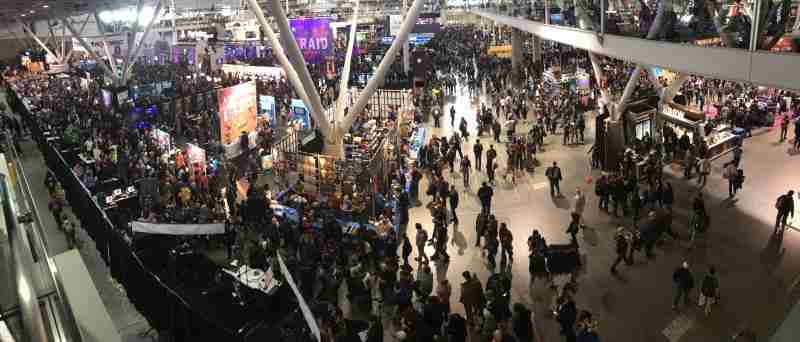 PAXEAST 2017: More Pixels Than I Can Count