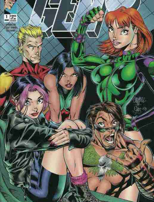 Gen13 – A Sexy Saturday Morning