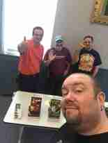 Haverhill Public Library Showcase with Phil Perron, Tony Tremblay & Scott Goudsward