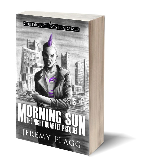 Morning Sun (The Night Quartet Book 0)
