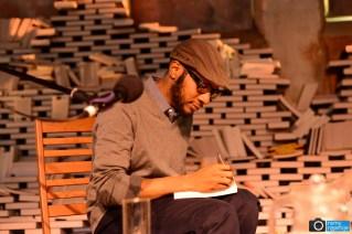 Teju Cole At The Open Book Festival