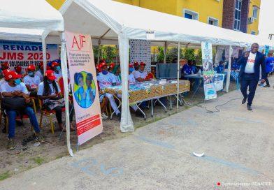 JMS : Le RENADEF participe à la Célébration de la Journée Mondiale du Sida, édition 2020