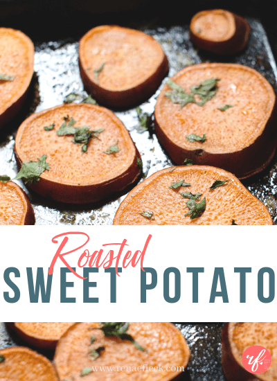 Roasted Sweet Potato