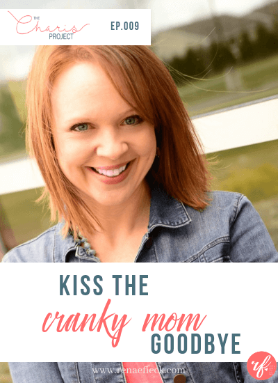 Kiss the Cranky Mom Goodbye with Becky Kopitzke