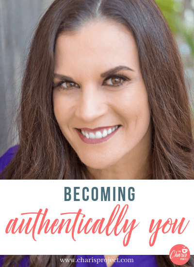 Becoming Authentically You with Kathryn Cloward- 027