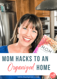 Mom Hacks to an Organized Home with Kristi Clover- 051