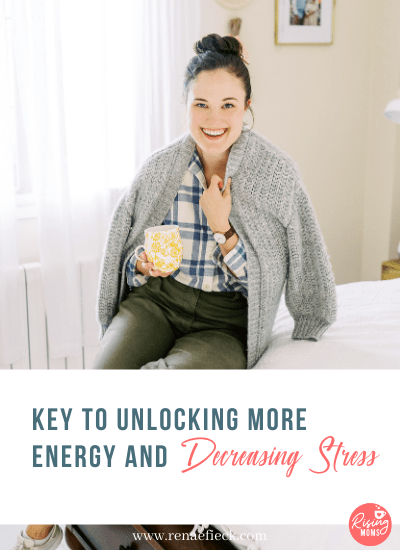 Key to Unlocking More Energy & Decreasing Stress with Caroline Potter
