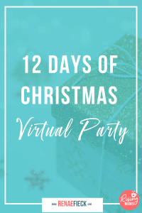 12 Days of Christmas Virtual Party