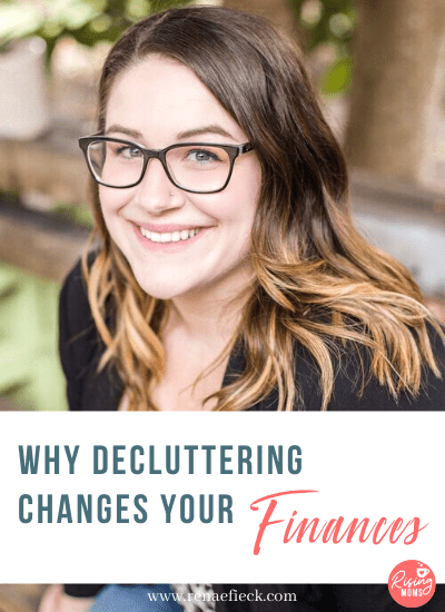 Why Decluttering Changes your Finances with Connie Hoffman -107