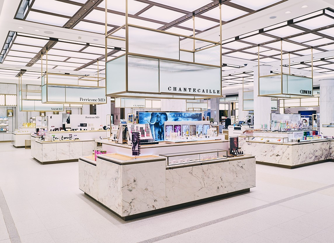 Harrods to open stand alone beauty stores.