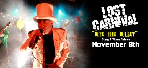 bandbabe interview lost carnival and justice howard nov 9th 8 pm pst