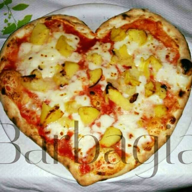 "Cena al ristorante pizzeria ""Barbagia"""
