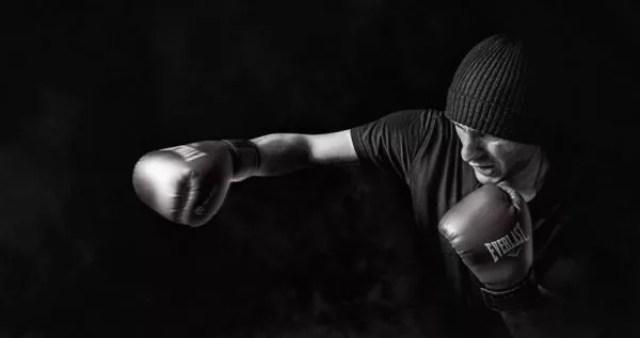 男性 ボクシング