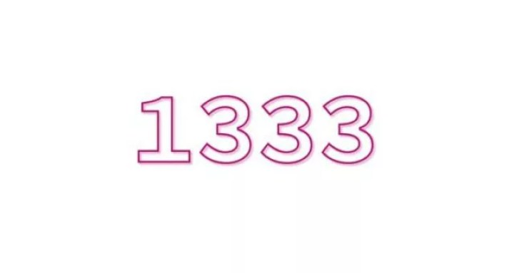 エンジェルナンバー1333の恋愛に関するメッセージとは?