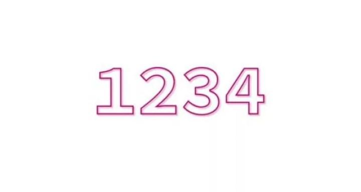 エンジェルナンバー1234の恋愛に関するメッセージとは?