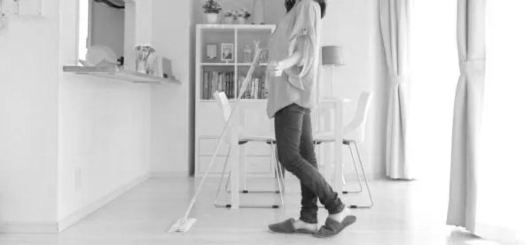 女性 掃除
