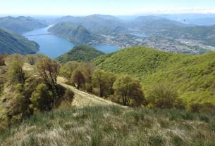 Lugano, Melide, San Salvatore