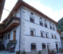 Das Hotel (die alte Säumer-Poststation)
