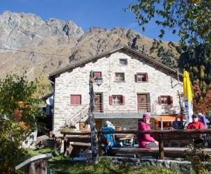 Alpe Campo, Ausgangspunkt unserer heutigen Tour