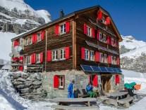 Die schmucke Lämmerenhütte