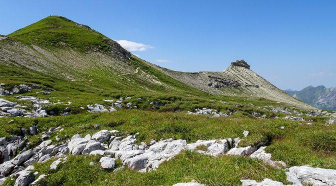 Schilt (2298 m) und Tristli (2285 m)