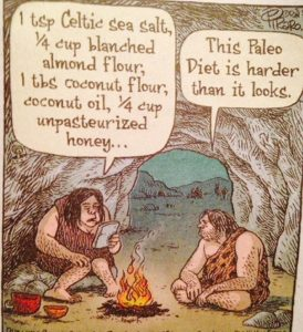 Paleo diet problems
