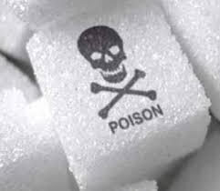 Is sugar poison